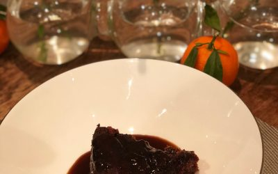 Sticky toffee pudding – the Paleo AIP way! (and vegan)