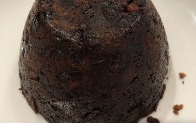AIP Christmas pudding…  And no-one will know!