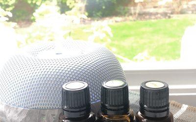 Essential oils for concentration & focus